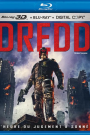 DREDD (BLU-RAY 3D)