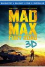 MAD MAX: FURY ROAD (BLU RAY 3D)