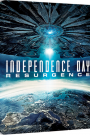 INDEPENDANCE DAY: RESURGENCE (BLU RAY 3D)
