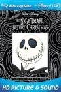 NIGHTMARE BEFORE CHRISTMAS (BLU-RAY), THE