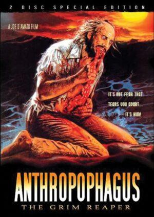 DVD Anthrophagus à vendre