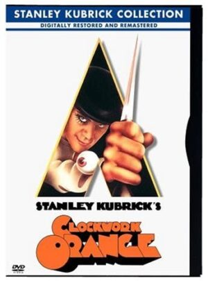 DVD Clockwork Orange à vendre
