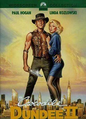 DVD Crocodile Dundee II à vendre