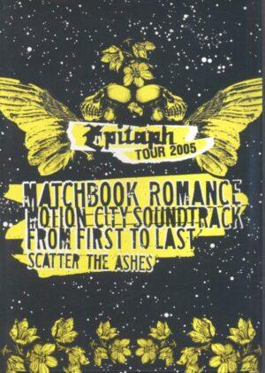 DVD Epitaph Tour 2005 à vendre