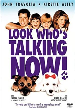 DVD Look Who's Talking Now ! à vendre