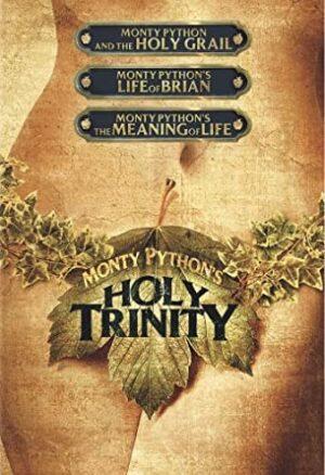 DVD Monty Python's Holy Trinity à vendre