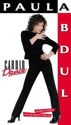 DVD Paula Abdul Cardio Dance à vendre