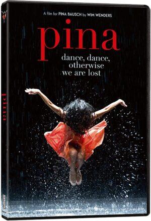 DVD Pina à vendre