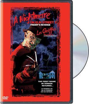 Dvd A Nightmare on Elm Street 2 à vendre
