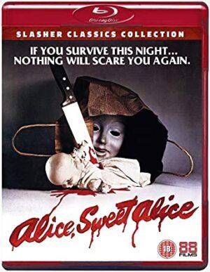 BLU-RAY Alice Sweet Alice à vendre