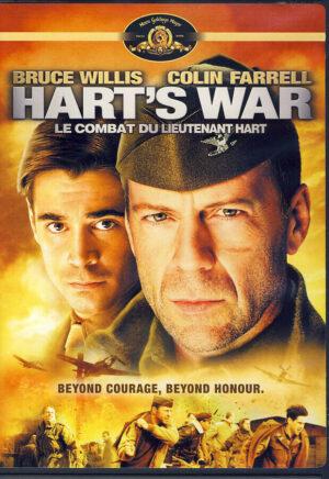 Hart's War DVD à vendre