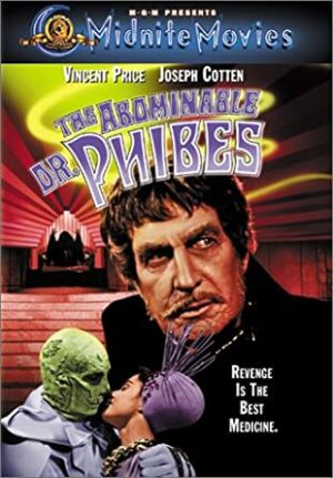 DVD Abominable Dr. Phibes, The à vendre