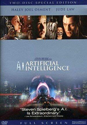 DVD A.I. Artificial Intelligence à vendre