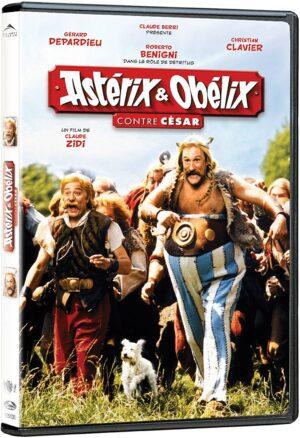 DVD Astérix et Obélix contre César à vendre