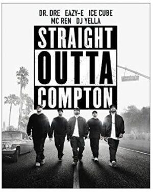 DVD Straight Outta Compton à vendre