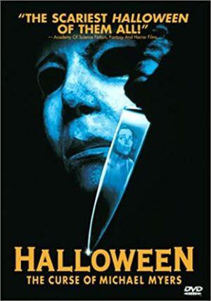 Dvd Halloween The Curse of Michael Myers à vendre