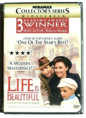 Dvd Life is beautiful à vendre