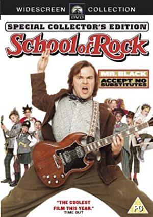 Dvd The School of Rock à vendre