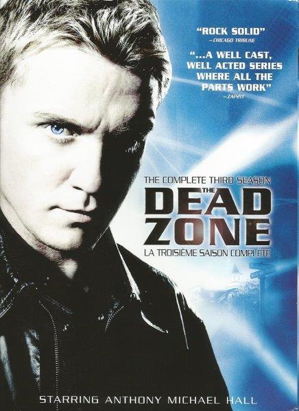 Dead Zone: La Troisième Saison Complète