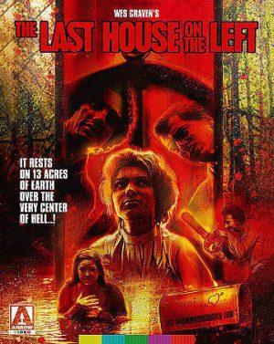last house on the left films bluray à vendre