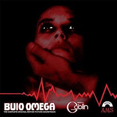 Buio Omega soundtrack for sale