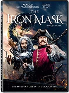 he IIron Mask dvd en location