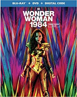 Wonder woman blu-ray + dvd location