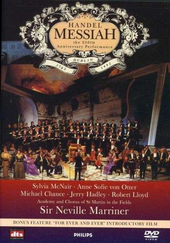Handel - Messiah (250th Anniversary Performance) plus FOR EVER AND EVER, a documentary