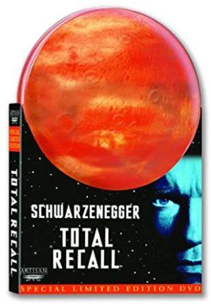 total recall dvd à vendre