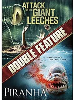 Attack of the Giant Leeches - Piranha dvd à vendre