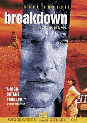 Breakdown dvd film à vendre
