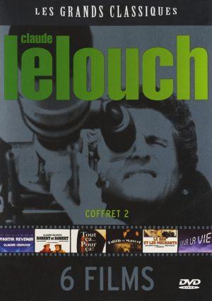Claude Lelouch grands classique films dvd à vendre