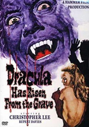 Dracula has risen from the grave dvd à vendre
