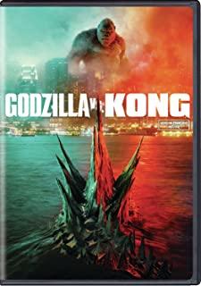 Godzilla VS Kong dvd en location