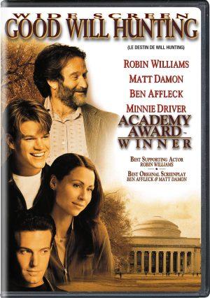 Good Will Hunting dvd film à vendre