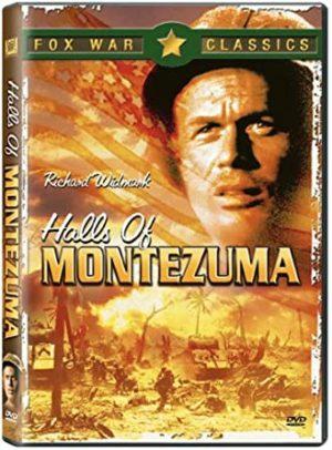 Halls of Montezuma dvd film à vendre