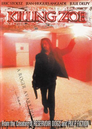 KILLING ZOE DVD À VENDRE