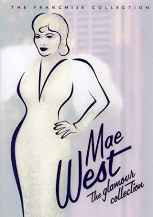 Mae West the Glamour collection dvd à vendre