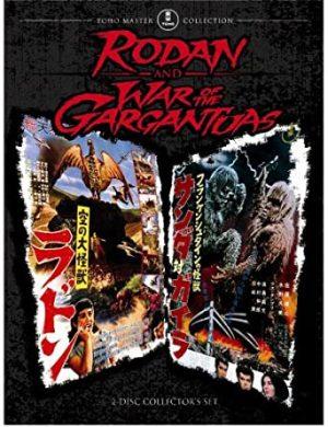 Rodan and War of the Gargantuas dvd films à vendre
