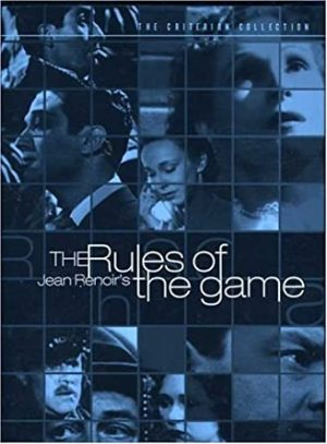 Rules of the Game films dvd à vendre