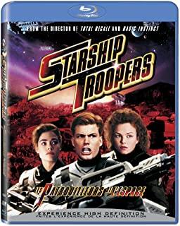 STARSHIP TROOPERS BLU-ray à vendre