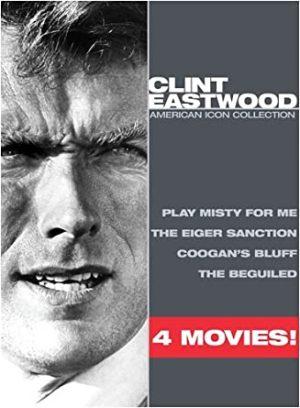 clint eastwood american icon dvd à vendre