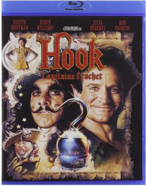 Hook capitaine Crochet blu-ray à vendre