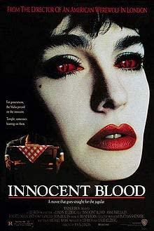 innocent blood dvd à vendre