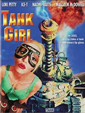 tank girl films dvd à vendre
