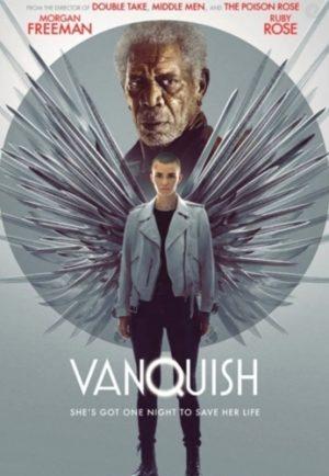 vanquish dvd en location