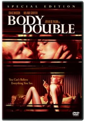 Body Double DVD Films à vendre.