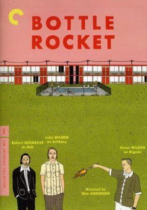 Bottle Rocket films dvd à vendre