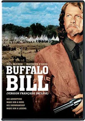 Buffalo Bill dvd films à vendre
