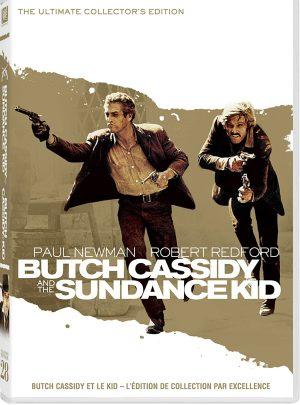 Butch Cassidy and the Sundance Kid DVD Films à vendre.